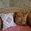 Thumbnail: Floral Jacquard Mini Cushion