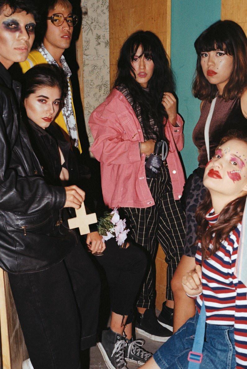 moda, moda responsable, model, fashion, pinche chica chic, fanzine, walk, team