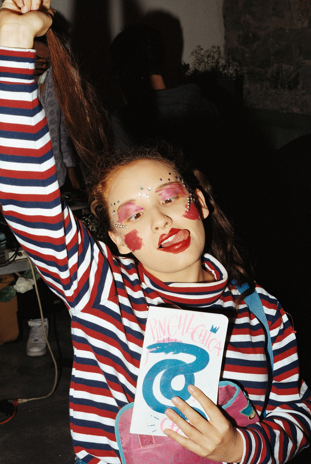 moda, moda responsable, model, fashion, pinche chica chic, fanzine, walk,