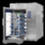 Steelco Grossraum Wagenwasch- und desinfektionsanlage