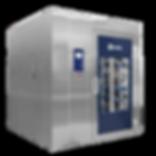 Steelco Grossraum Wagenwasch- und desinfektionsanlage mit Schwenktür