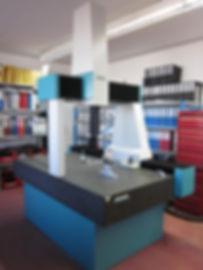 3D Koordination-Messmaschine