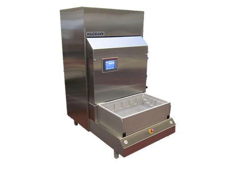 Qualified tray sealer