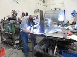 Dan welding Custom Fab Brackets