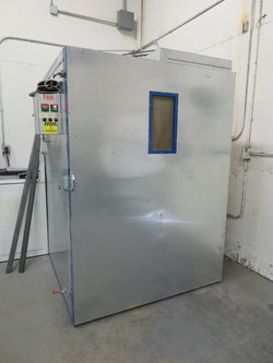 Custom Fab Oven