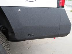 Custom Fab Rear Bumper