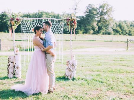 Így szerveztük meg az esküvőnket