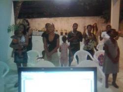 Busca e Adoração em Porciúncula/RJ
