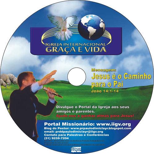 DVD - Mensagem - Jesus é o Caminho para o Pai