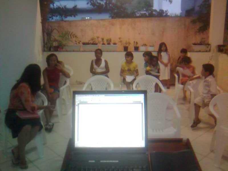 Primeiro Culto da IIGV em 2008