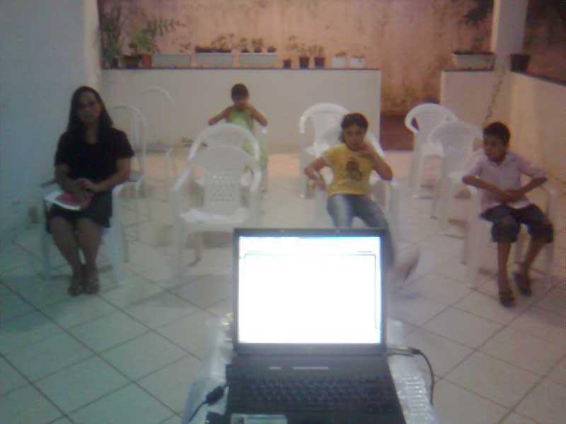 Primeiro Culto da IIGV em Família RJ