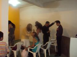 Oração pelas causas Lafaiete/MG