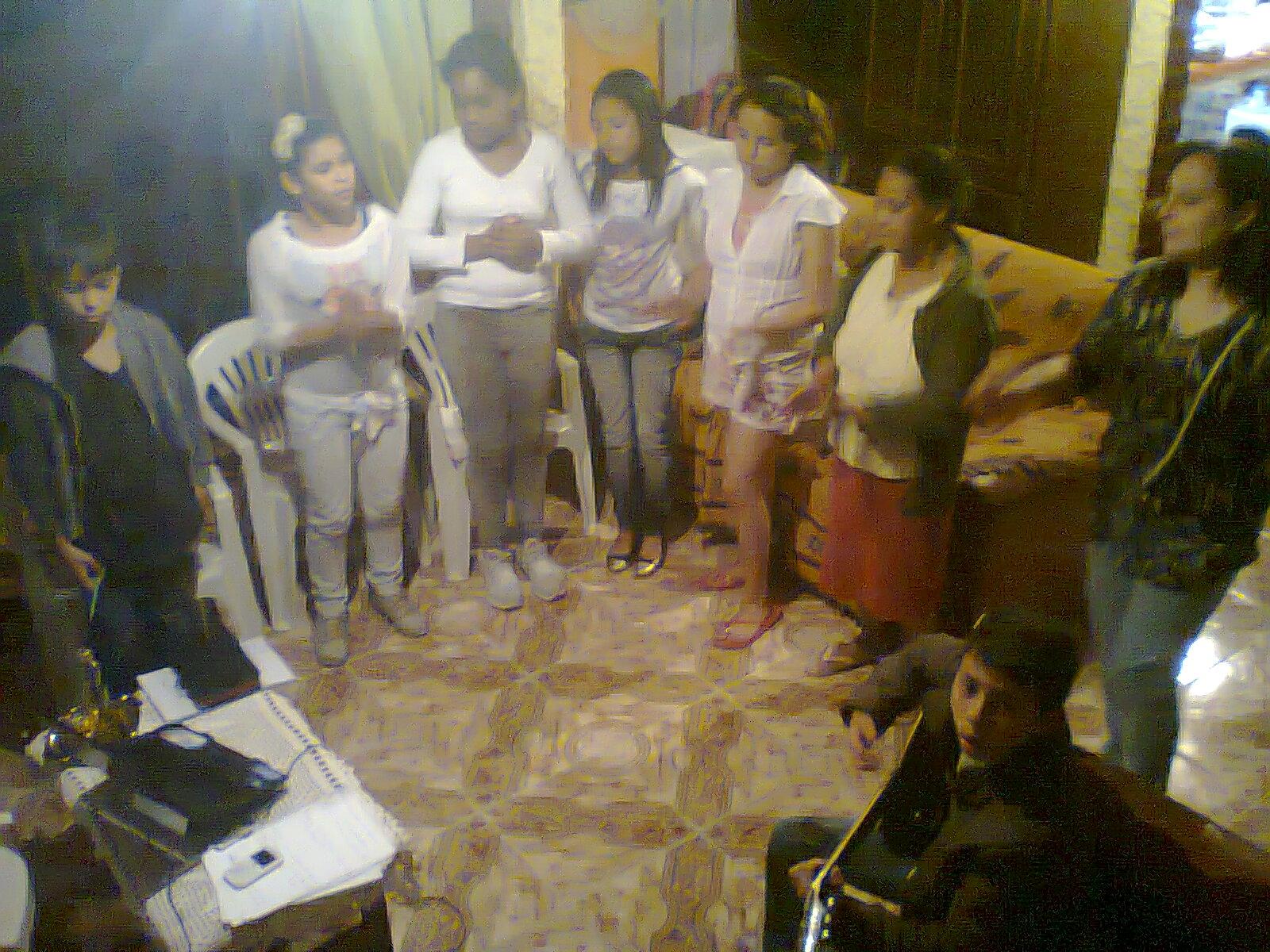 Oração com as Crianças Petrópolis/RJ