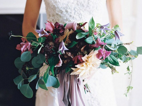 Floral Friday: Bridal Bouquets