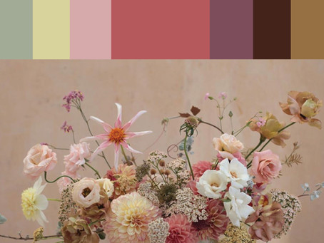 Mistakes You're Making with Wedding Colors