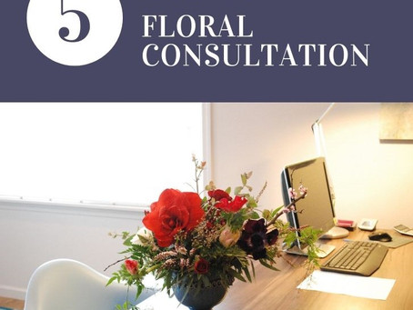 5 Important Things to Ask at Your Floral Consultation