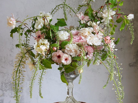Floral Friday: Centerpiece Containers