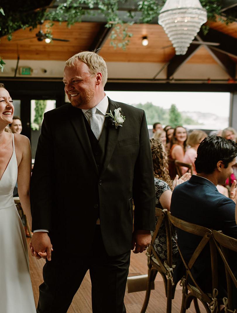 Wedding Vines Decor