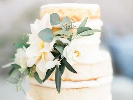 Floral Friday: Wedding Cake Flowers
