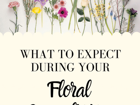 What To Expect During Your Floral Consultation