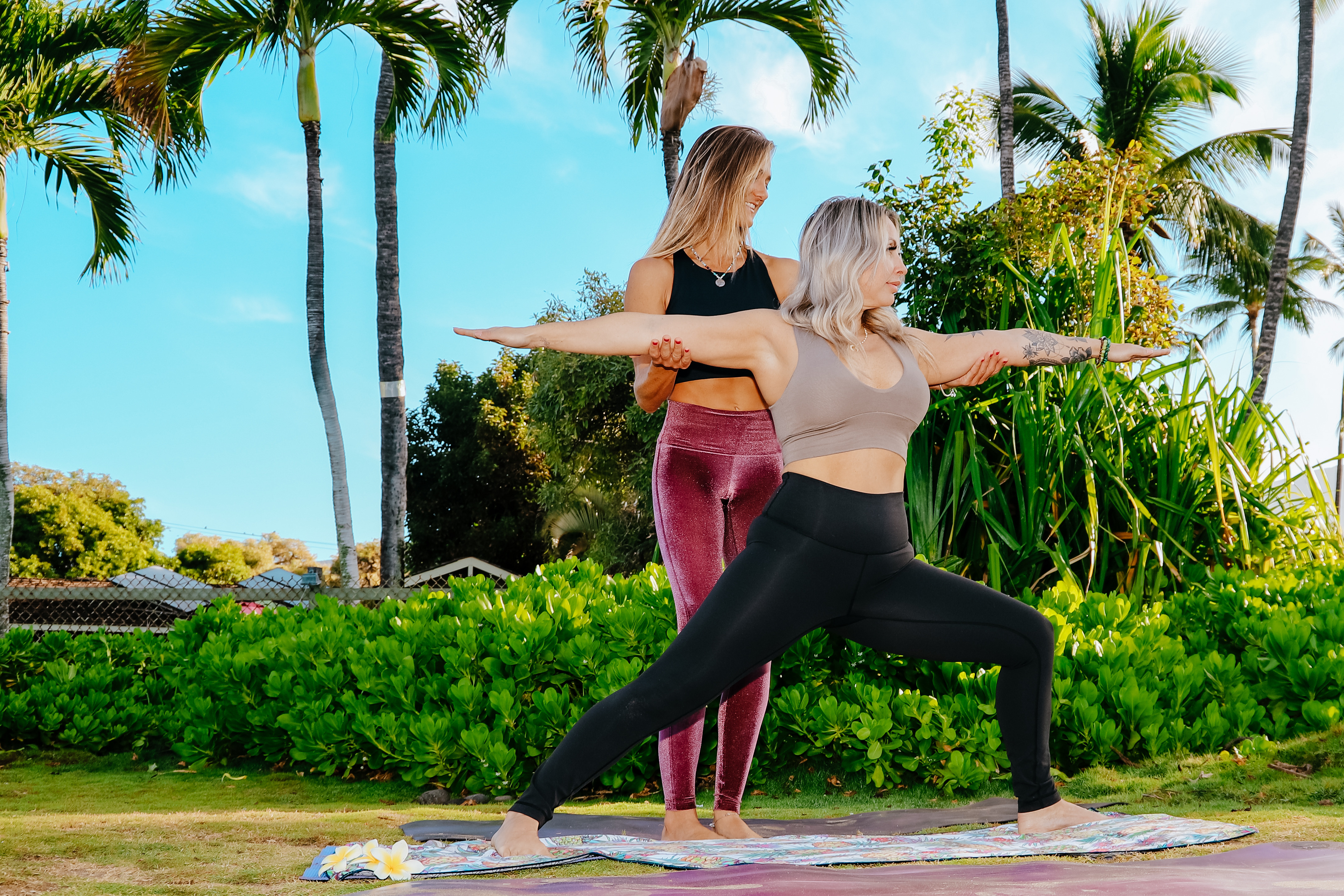 Personalized Yoga Session