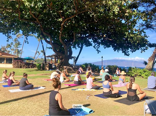 yogaclassatmauikaanapalivilla