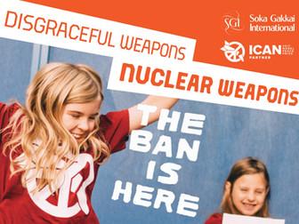 SGI produces new digital tools on the UN Nuclear Ban Treaty