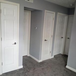 Door and casing  replacement