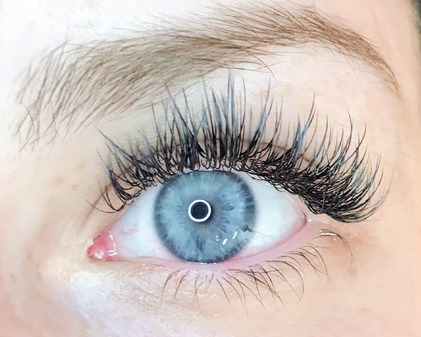 Bend Eyelash Extensions