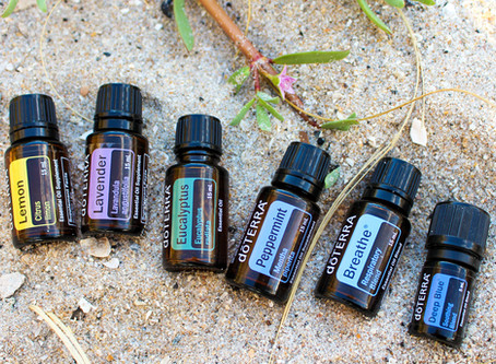 Essential Oils For Freediving