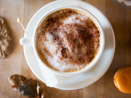 THE PERFECT HEALTHY COFFEE