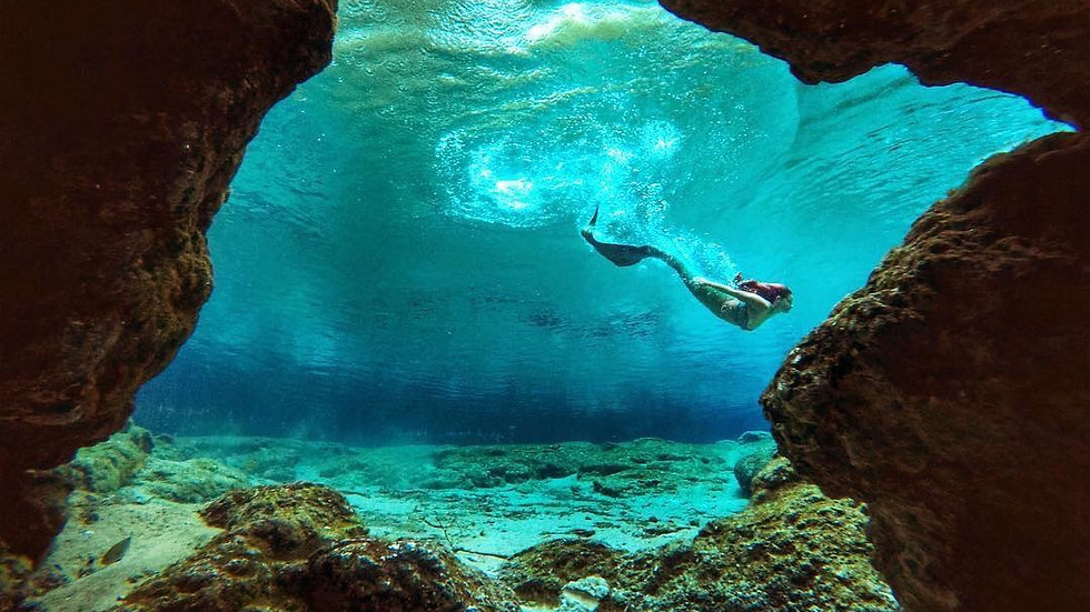 Mermaid Freedive Retreat