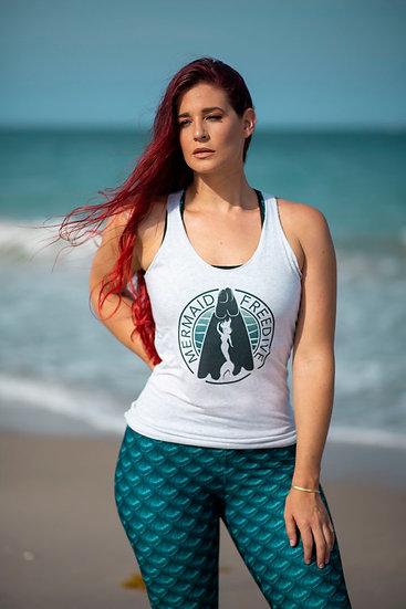 Mermaid Freedive Women's Racerback Tank