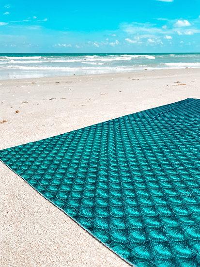 Signature Scales Towel