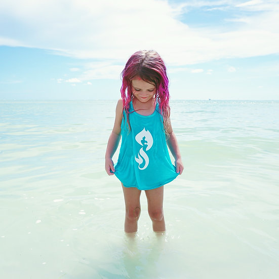 KIDS MERMAID TANK