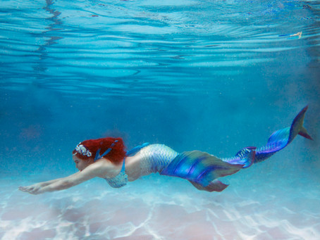 Beginners' Guide to Mermaid Photoshoots