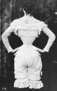 the victorian era and women's corsets