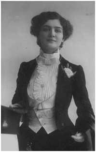 Lily Elsie, Actress