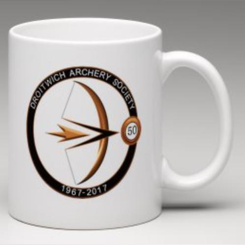 DAS 50th Anniversary Mug