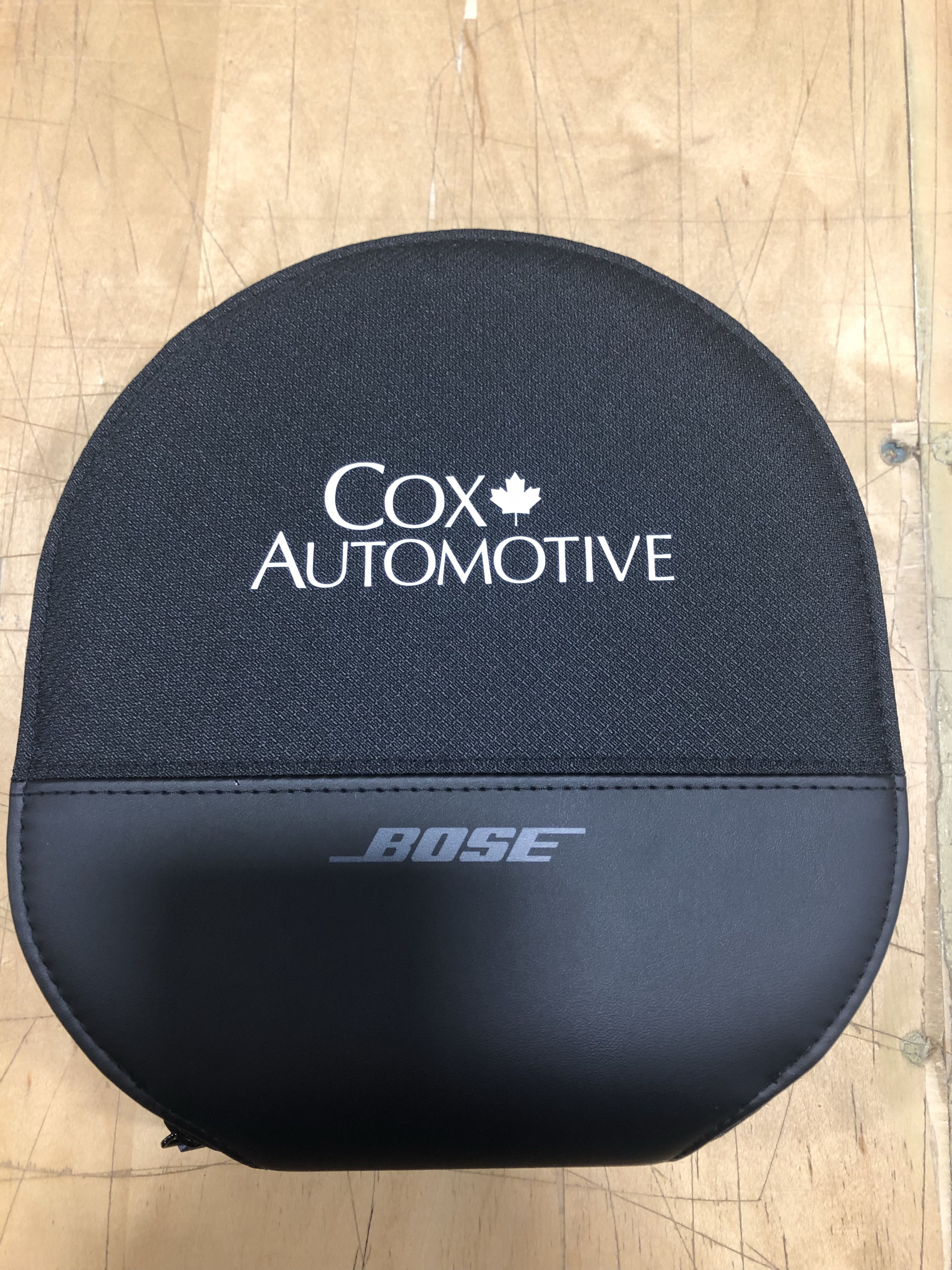 COX AUTOMOTIVE BOSE HEADPHONE CASE