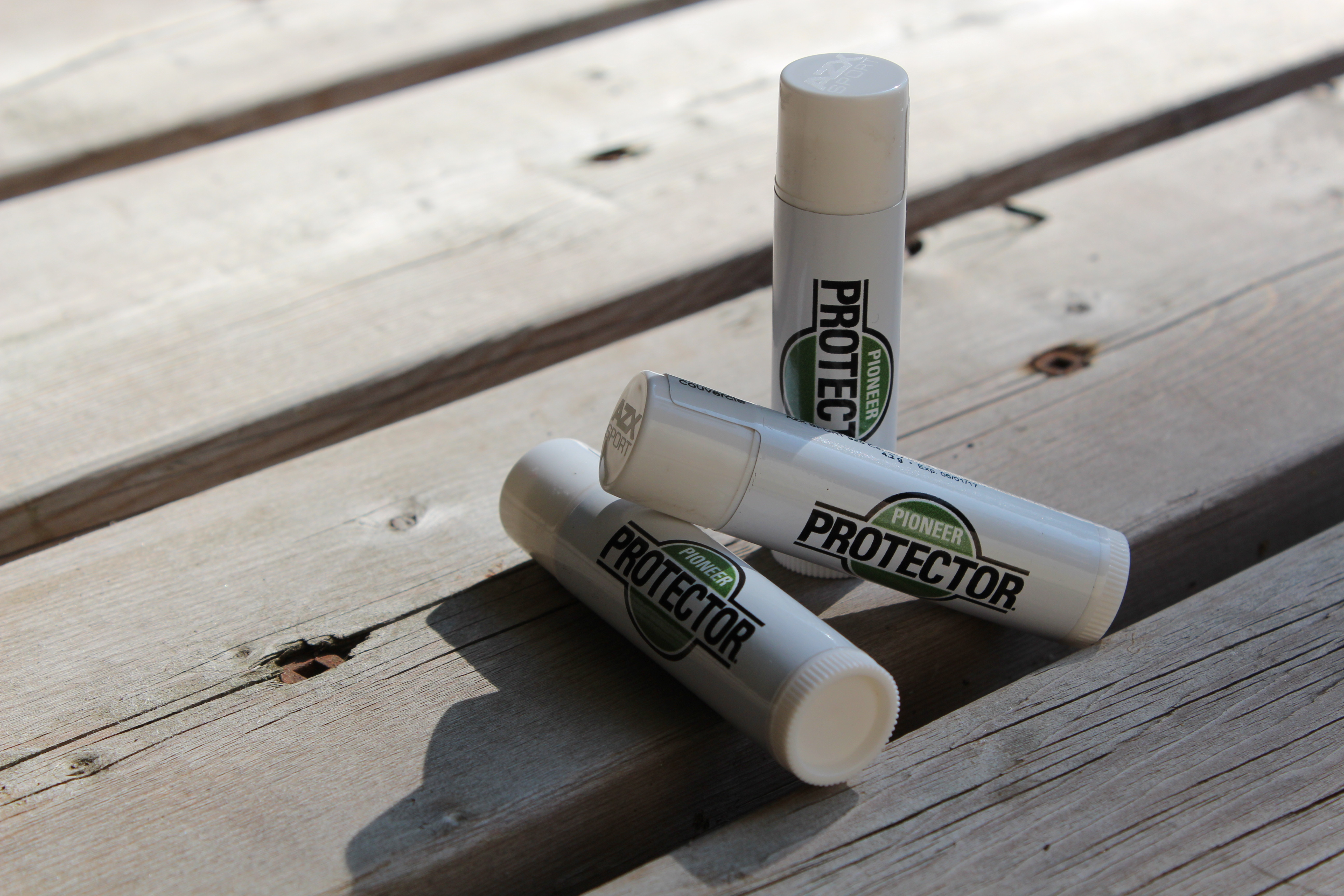 CUSTOM LIP BALM FOR DUPONT PIONEER