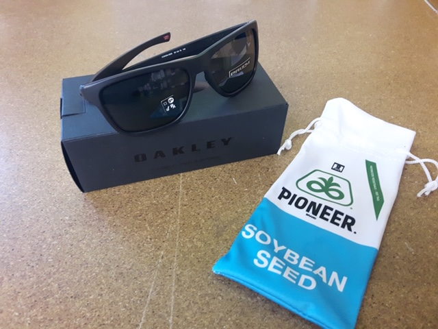 PIONEER SOYBEAN GROWERS OAKLEY PROMOTION