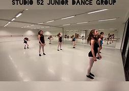 Chorégraphie pour le Dancité Jazz - Hip Hop