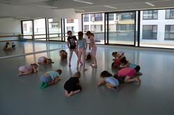 Danse créative
