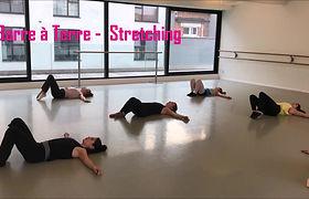 Barre à terre - Stretching