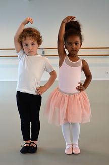 danse pour petits-enfants