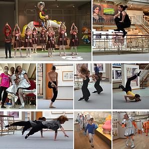 Studio 52 danse au Centre Belge de la Bande dessinée