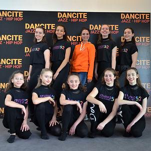 Studio 52 Juniorr dance group