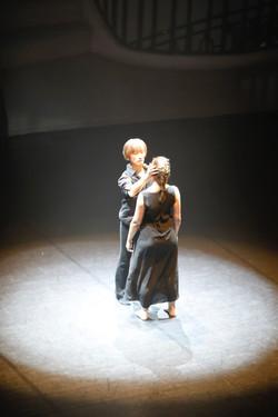 Mathilde Coërs et Hiroshi Wakamatsu