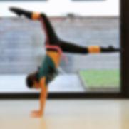 cours de danse contemporaine enfants et adolescents